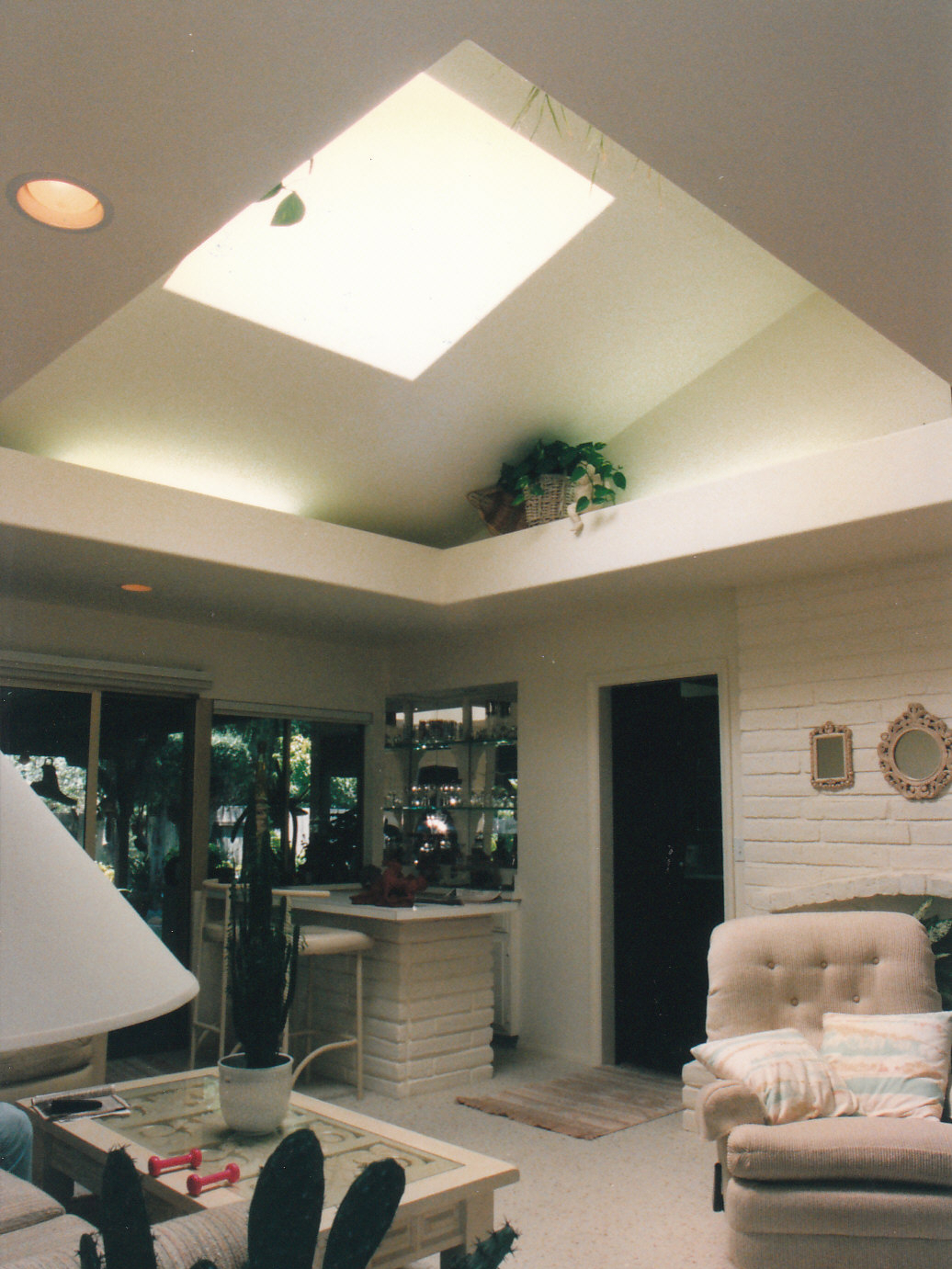Photo gallery residential skylights for Large skylights